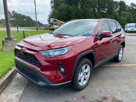 2019 Toyota RAV4 XLE Monroe GA