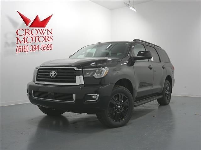 Crown Motors Holland Mi >> Vehicle details - 2019 Toyota Sequoia at Crown Motors Toyota Holland - Crown Motors Toyota