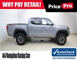 2019 Toyota Tacoma 4WD TRD Off Road Double Cab w/Navigation