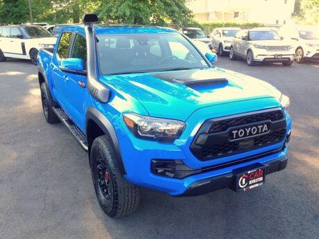 2019 Toyota Tacoma 4WD TRD Pro w/ Navi & rearCam Avenel NJ