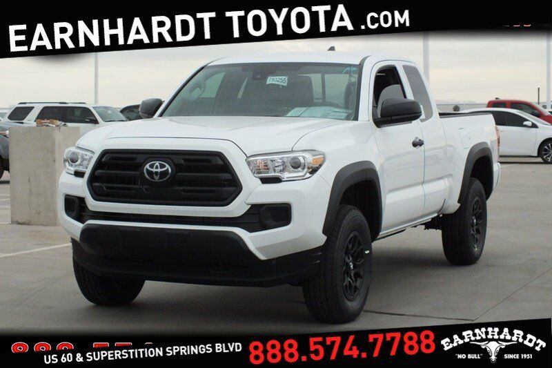 2019 Toyota Tacoma SR Access Cab 6' Bed V6 AT