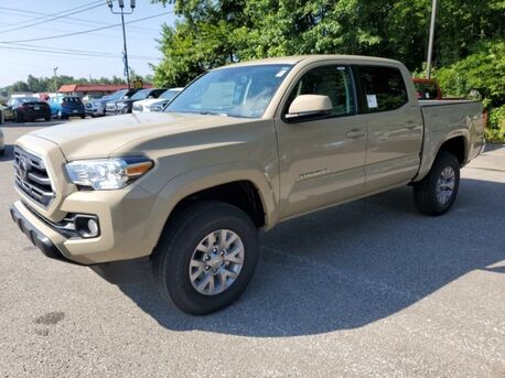 2019_Toyota_Tacoma_SR5_ Paris TN