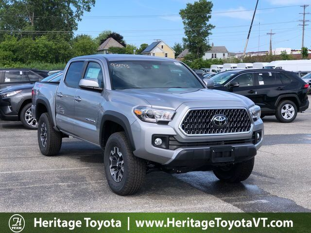 2019 Toyota Tacoma TRD Off-Road Double Cab 5' Bed V6 AT