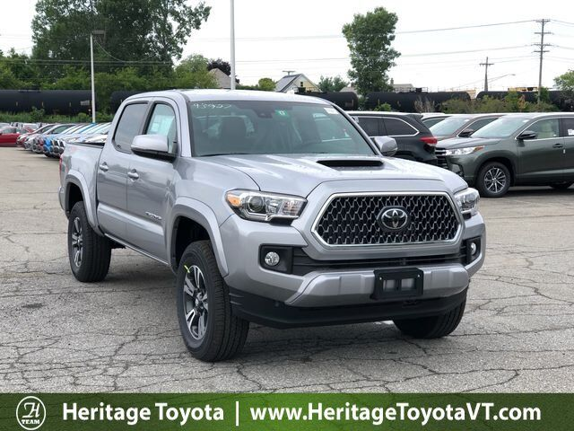 2019 Toyota Tacoma TRD Sport Double Cab 5' Bed V6 AT