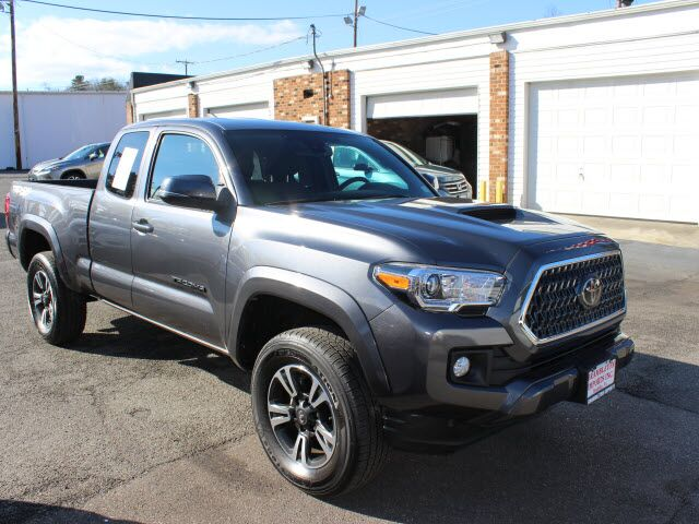 2019 Toyota Tacoma TRD Sport Roanoke VA