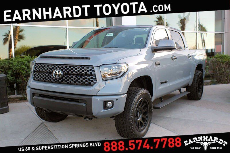 Used Tires Phoenix >> Vehicle details - 2019 Toyota Tundra at Earnhardt Toyota Mesa - Earnhardt Toyota