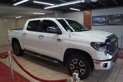 2019_Toyota_Tundra_Platinum CrewMax 1974 EDITION WITH SADDLE LEATHER ,5.7L 4WD_ Charlotte NC