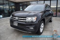2019_Volkswagen_Atlas_3.6L V6 SE / AWD / Auto Start / Heated Leather Seats / Adaptive Cruise Control / Blind Spot & Lane Departure Alert / 3rd Row / Seats 7 / Bluetooth / Back Up Camera / 23 MPG / 1-Owner_ Anchorage AK