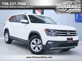 Volkswagen Atlas 3.6L V6 SE w/Technology Back Up Camera Leather Keyless Go Power Seat Third Row Loaded 2019