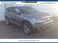 2019 Volkswagen Atlas 3.6L V6 SEL R-Line 4MOTION Watertown NY