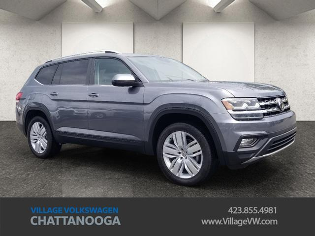 Cars For Sale Chattanooga >> 2019 Volkswagen Atlas Se W Technology