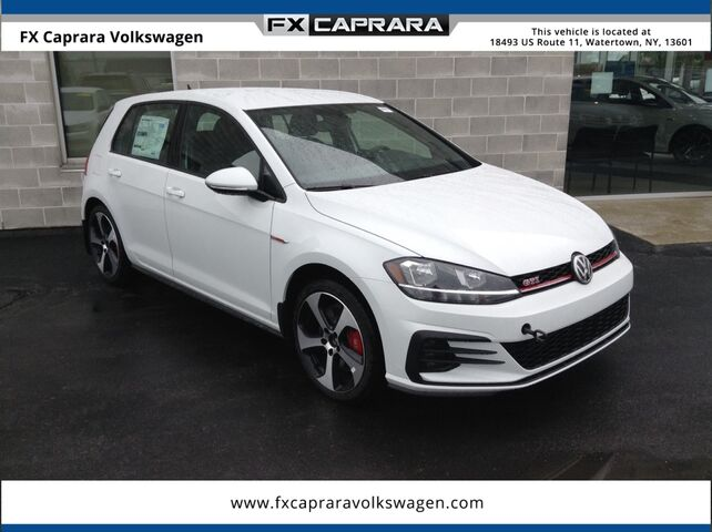 2019 Volkswagen Golf GTI 2.0T S Watertown NY