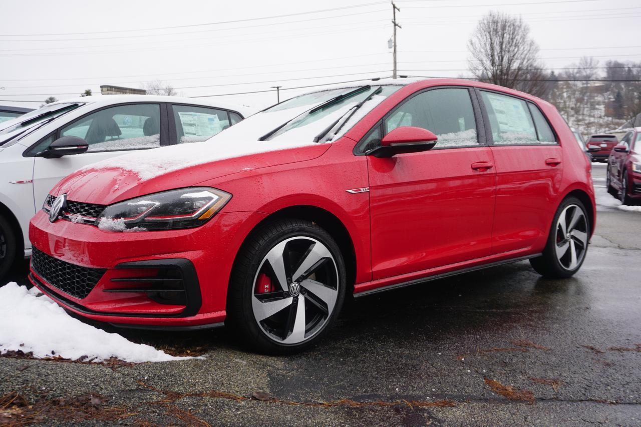 volkswagen golf gti se mcmurray pa