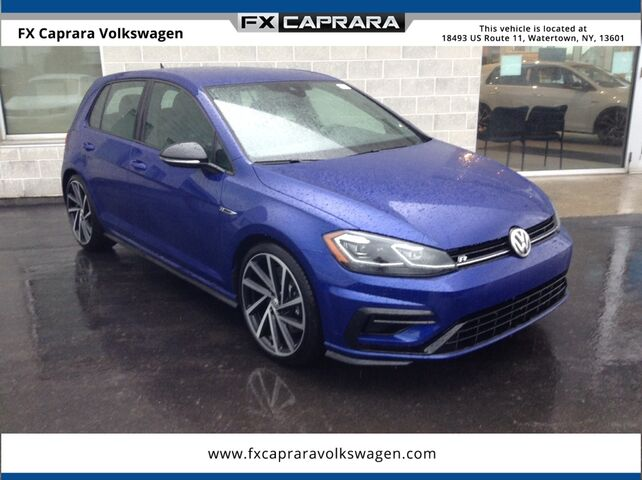 2019 Volkswagen Golf R DCC & Navigation 4Motion Watertown NY