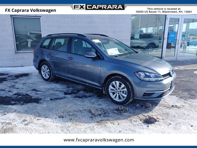 2019 Volkswagen Golf SportWagen S Watertown NY