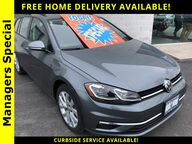 2019 Volkswagen Golf SportWagen SE Watertown NY
