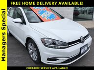 2019 Volkswagen Golf TSI SE 4-Door Watertown NY