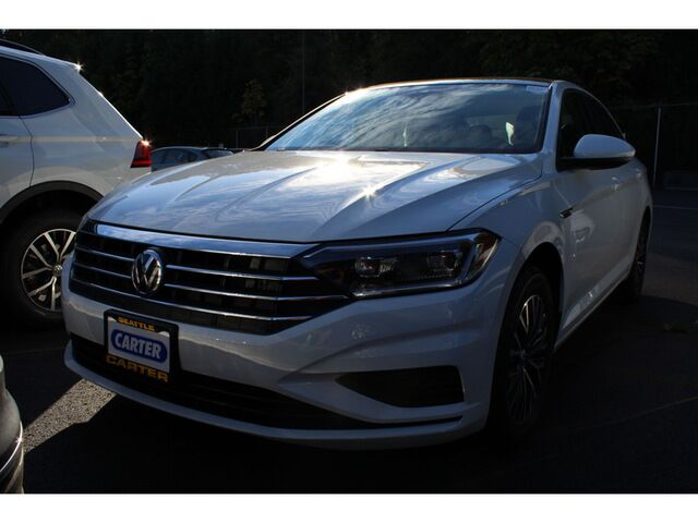 New Volkswagen Jetta Seattle Wa