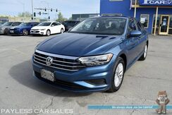 2019_Volkswagen_Jetta_S / Automatic / Bluetooth / Back Up Camera / Collision Avoidance Alert / Blind Spot Alert / Cruise Control / Alloy Wheel / 40 MPG / Low Miles / 1-Owner_ Anchorage AK