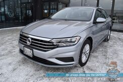 2019_Volkswagen_Jetta_S / Automatic / Power Locks & Windows / Bluetooth / Back Up Camera / Blind Spot Alert / Cruise Control / 40 MPG / 1-Owner_ Anchorage AK