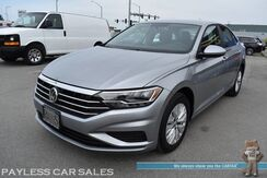 2019_Volkswagen_Jetta_S / Driver's Assistance Pkg / Automatic / Bluetooth / Back Up Camera / Blind Spot Alert / Cruise Control / Aluminum Wheels / 40 MPG / 1-Owner_ Anchorage AK