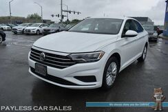 2019_Volkswagen_Jetta_S / Driver's Assistance Pkg / Automatic / Bluetooth / Back Up Camera / Blind Spot Alert / Forward Collision Warning / Aluminum Wheels / 40 MPG / 1-Owner_ Anchorage AK