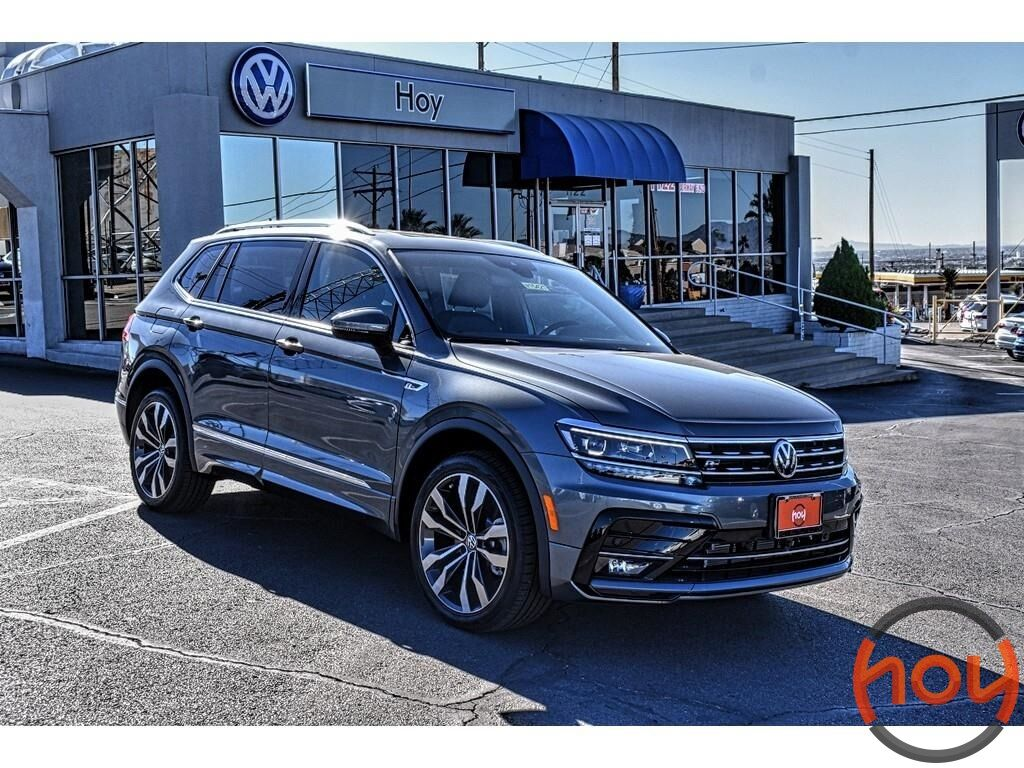 2019 volkswagen tiguan 2 0t sel premium r line 4motion el. Black Bedroom Furniture Sets. Home Design Ideas