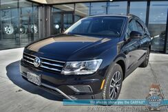 2019_Volkswagen_Tiguan_SE / AWD / Heated Leather Seats / Blind Spot Alert / 3rd Row / Seats 7 / Apple CarPlay & Android Auto / Bluetooth / Back Up Camera / Cruise Control / Keyless Entry & Start / 29 MPG / 1-Owner_ Anchorage AK