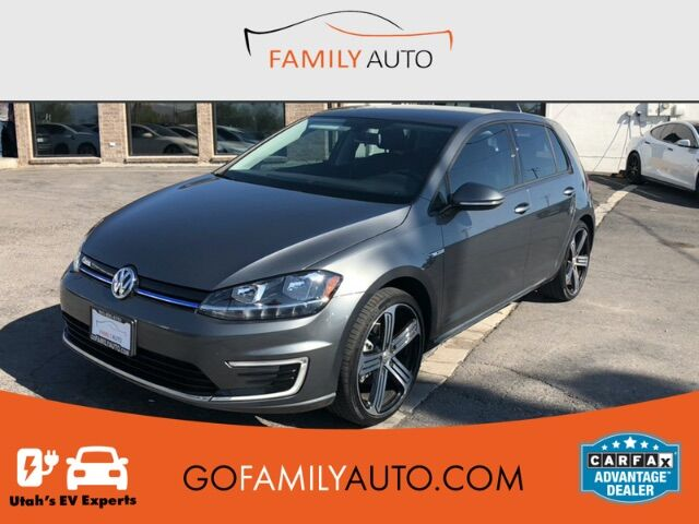 2019 Volkswagen e-Golf SE Pleasant Grove UT