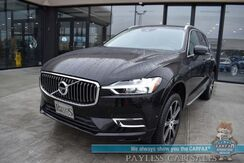 2019_Volvo_XC60_Inscription / AWD / Hybrid / Heated & Cooled Massage Seats / HUD / Lane Departure & Blind Spot / Pilot Assist / Bowers & Wilkins Speakers / Navigation / Sunroof / 360 Camera / Low Miles / 1-Owner_ Anchorage AK