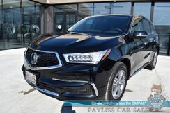 2020_Acura_MDX_/ AWD / Heated Leather Seats / Sunroof / Adaptive Cruise Control / Lane Departure Alert / 3rd Row / Seats 7 / Bluetooth / Back Up Camera / 26 MPG / Only 9 Miles / 1-Owner_ Anchorage AK