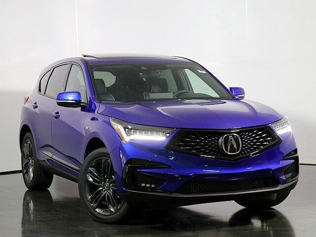 2020 Acura Rdx A Spec Package