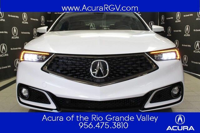 2020 Acura TLX w/A-Spec Pkg Red Leather San Juan TX