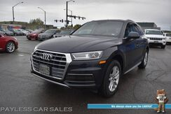 2020_Audi_Q5_Premium / Quattro AWD / Heated Leather Seats / Panoramic Sunroof / Bluetooth / Back Up Camera / Keyless Entry & Start / Power Liftgate / 28 MPG / 1-Owner_ Anchorage AK