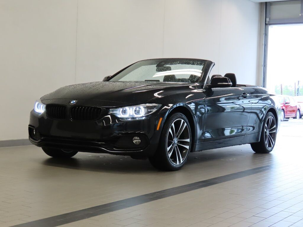 2020 BMW 4 Series 430i xDrive Topeka KS