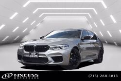 BMW M5 Competition Loaded Factory Warranty MSRP $120K 2020