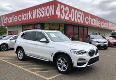2020_BMW_X3_sDrive30i_ Mission TX