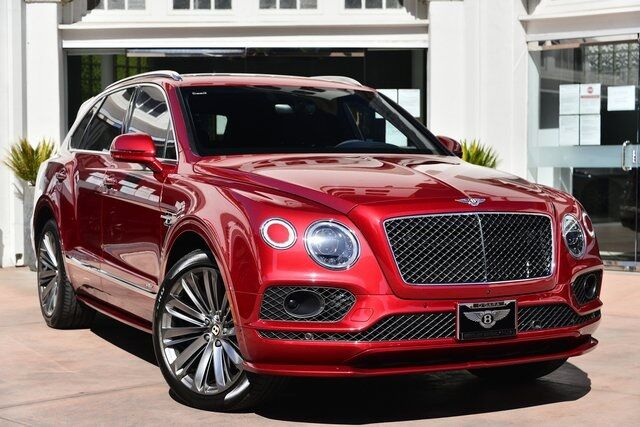 2020 Bentley Bentayga Speed Speed Lawrence KS