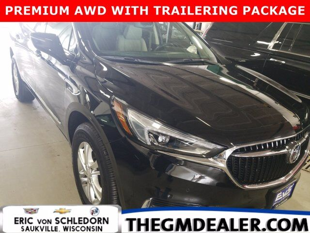2020 Buick Enclave Premium AWD Trailering BuickInteriorProtectionPkgs w/HtdCldMemLthr IntelliLink RearCamera Milwaukee WI