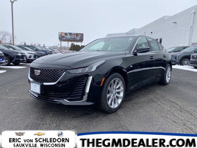 2020 Cadillac CT5 Luxury AWD Milwaukee WI