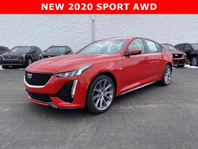 2020 Cadillac CT5 Sport AWD Milwaukee WI