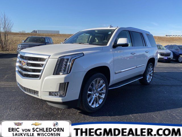 2020 Cadillac Escalade Luxury 4WD Milwaukee WI