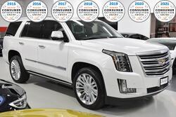 Cadillac Escalade Platinum 2020