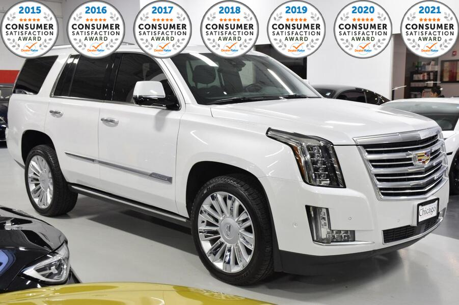 2020_Cadillac_Escalade_Platinum_ Glendale Heights IL