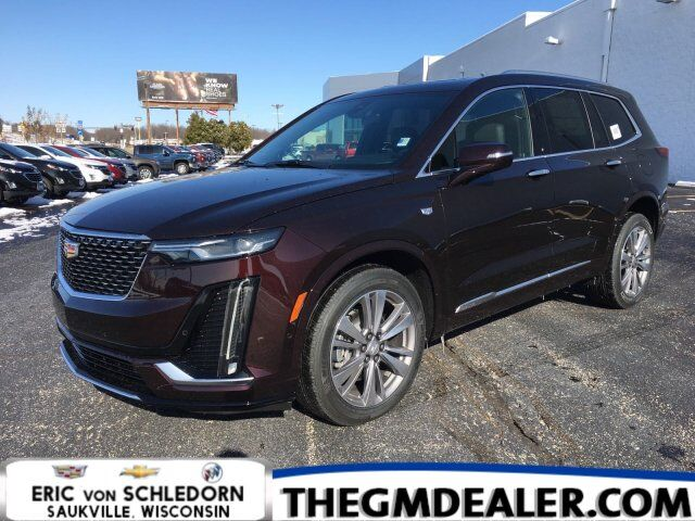 2020 Cadillac XT6 AWD Premium Luxury Milwaukee WI