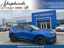 2020_Chevrolet_Blazer_RS_ Rochester IN