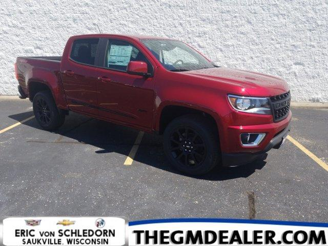 2020 Chevrolet Colorado 4WD LT Milwaukee WI