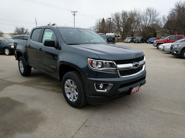2020 Chevrolet Colorado 4WD LT Monticello IA