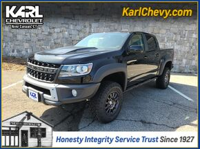 2020_Chevrolet_Colorado_4WD ZR2_ New Canaan CT