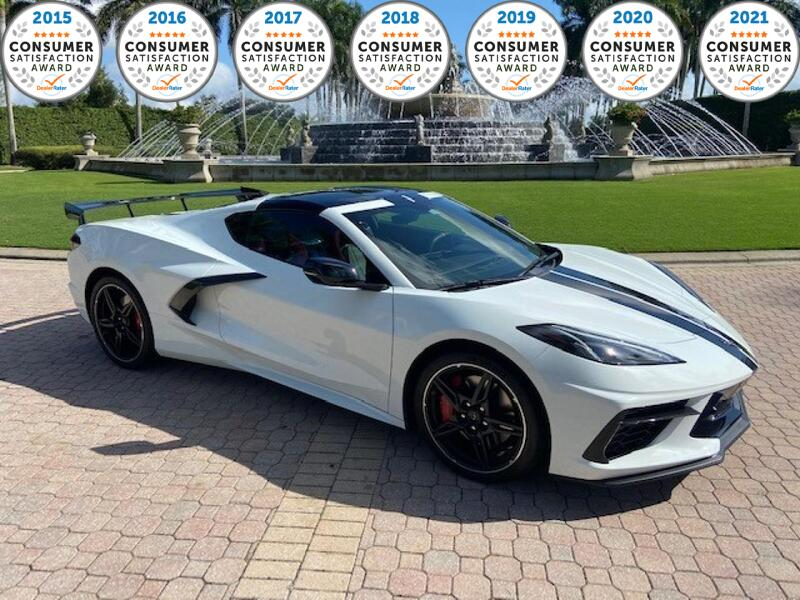 2020 Chevrolet Corvette 2LT Glendale Heights IL